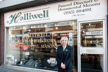Halliwell Funeral Services, Coseley