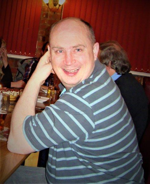 Simon Derek Shrubsole