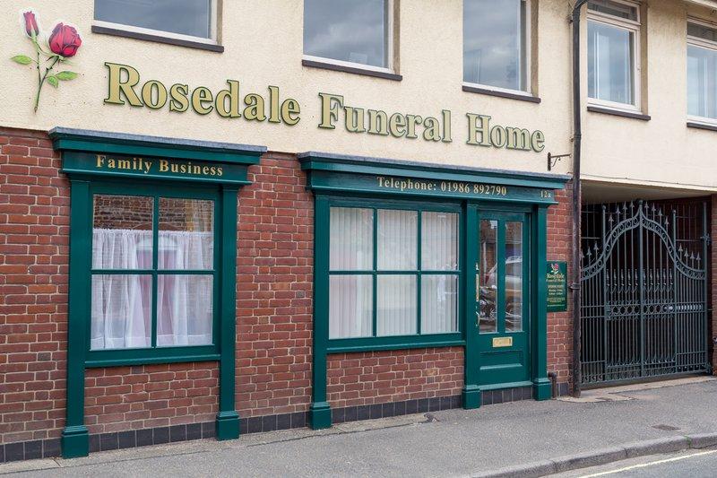 Rosedale Funeral Home, Bungay, Suffolk, funeral director in Suffolk