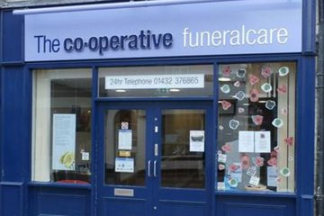 The Co-operative Funeralcare, Hereford
