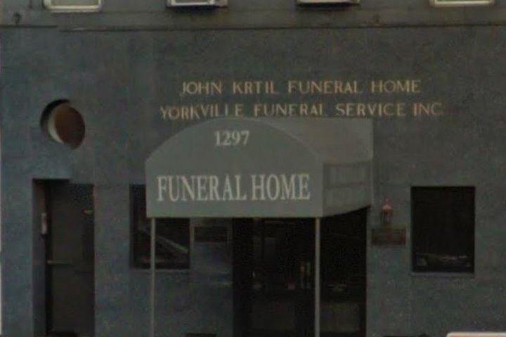 John Krtil Funeral Home