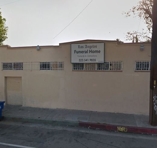 Los Angeles Funeral Home