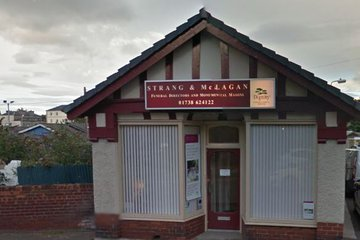 Strang & Mclagan Funeral Directors, Perth Priory Place