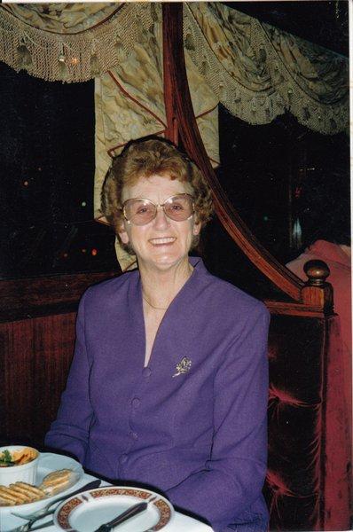 Mary Maxsted