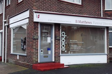 B Matthews Funeral Directors, Woolston