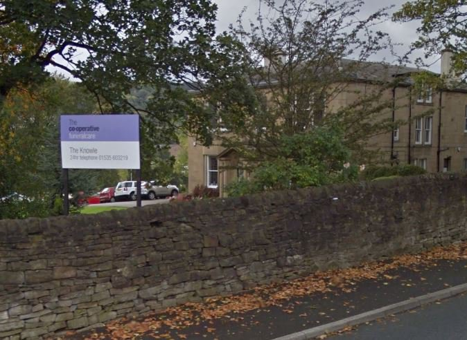 Co-op Funeralcare, The Knowle, Keighley
