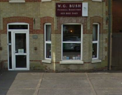 W G Bush Funeral Directors, Eastleigh Leigh Rd, Hampshire, funeral director in Hampshire