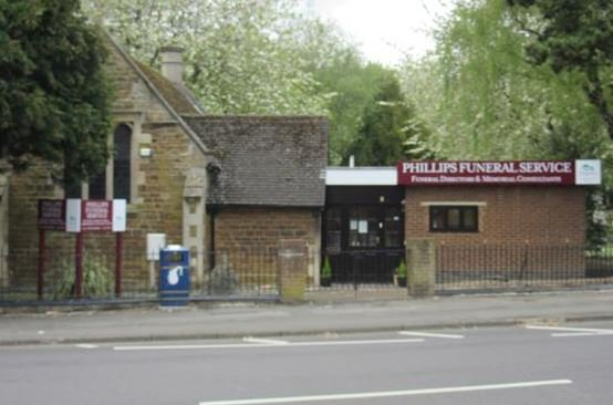 Phillips Funeral Directors, Corby