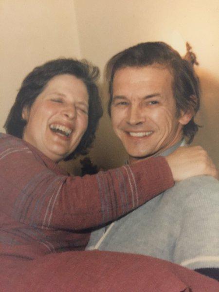 Happy Memories. Mum and Dad 1985 💕💕