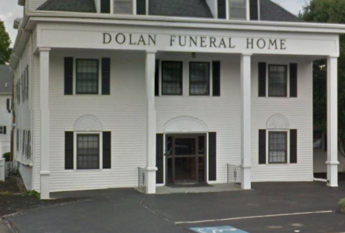 Dolan Funeral Home, Milton