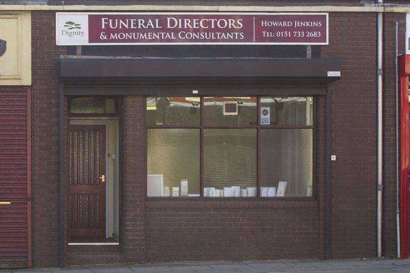Howard Jenkins Funeral Directors, Smithdown Road, Merseyside, funeral director in Merseyside