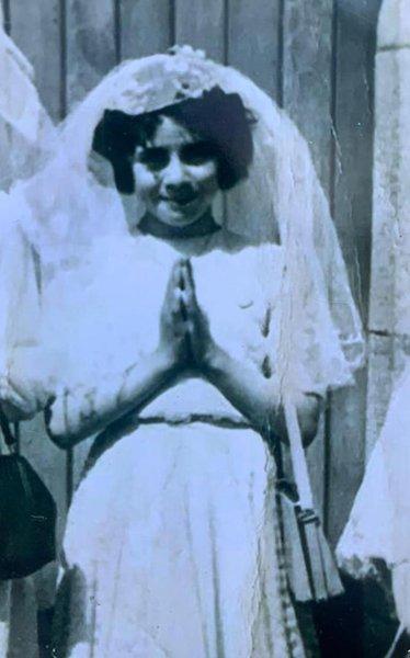 Nancy communion