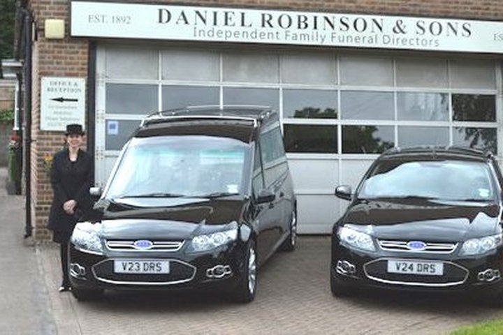 Daniel Robinson & Sons Ltd, Sawbridgeworth
