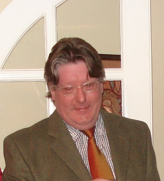 Simon James Boal