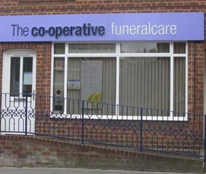 Co-op Funeralcare, Evesham