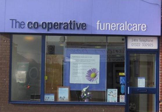 Co-op Funeralcare, Erith