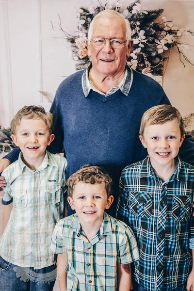 You were the most amazing dad and Grandad. We love you and miss you so much. Thank you for being you xx