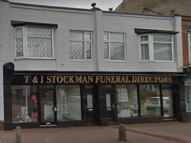 Stockman & Loram, Preston Paignton, Devon, funeral director in Devon