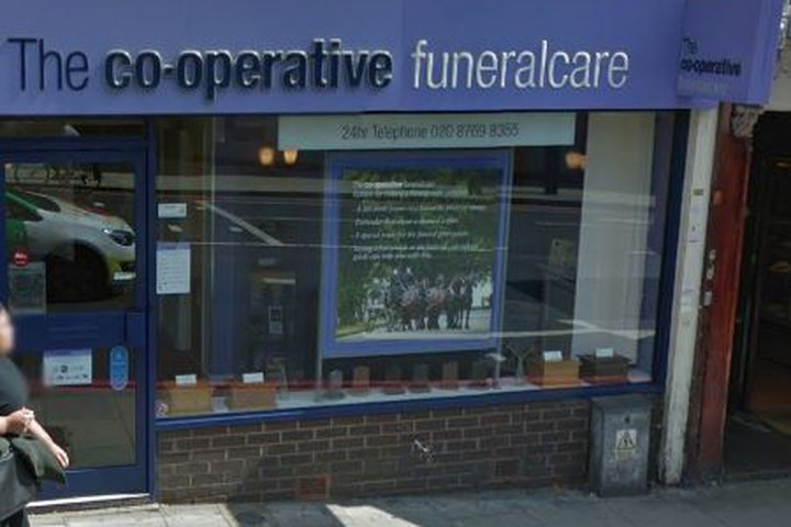 Co-op Funeralcare, Streatham