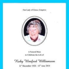 Ruby Williamson