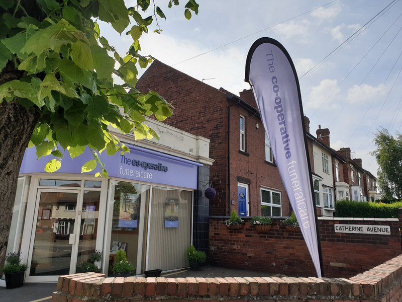 The Co-operative Funeralcare Ilkeston, Derbyshire, funeral director in Derbyshire