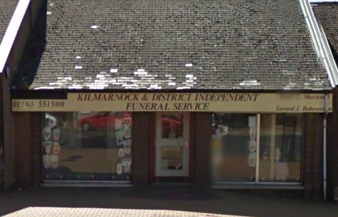 Kilmarnock & District Independent Funeral Services