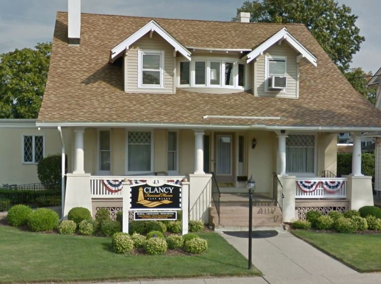 Curtis Funeral Home, East Haven