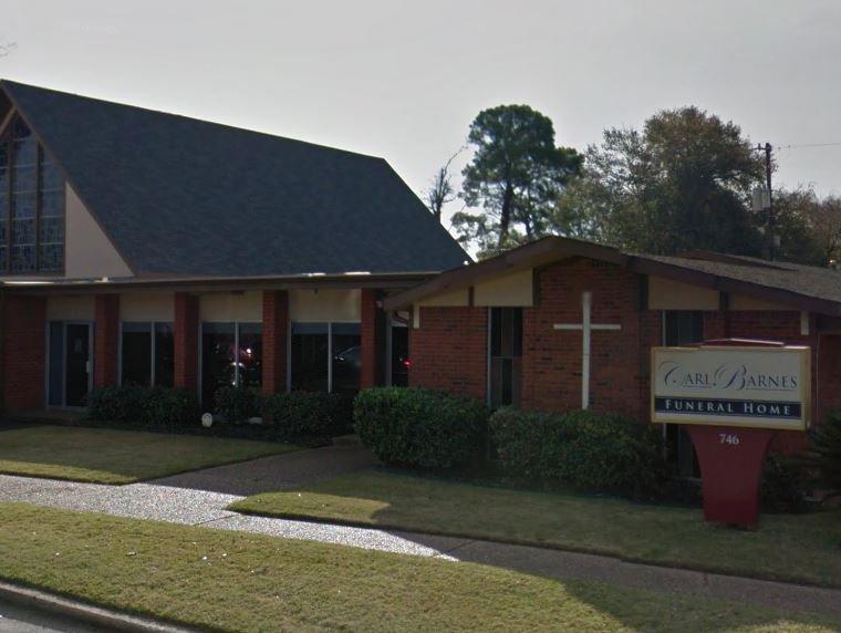 Carl Barnes Funeral Home