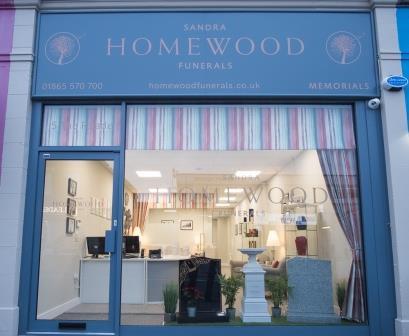 Sandra Homewood Funerals - Headington