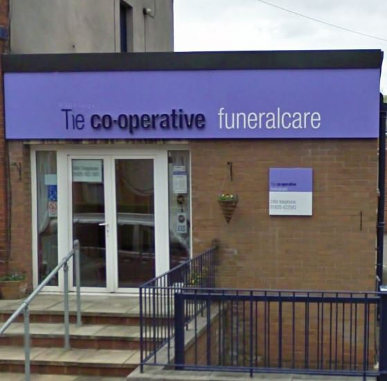 Co-op Funeralcare, Macclesfield