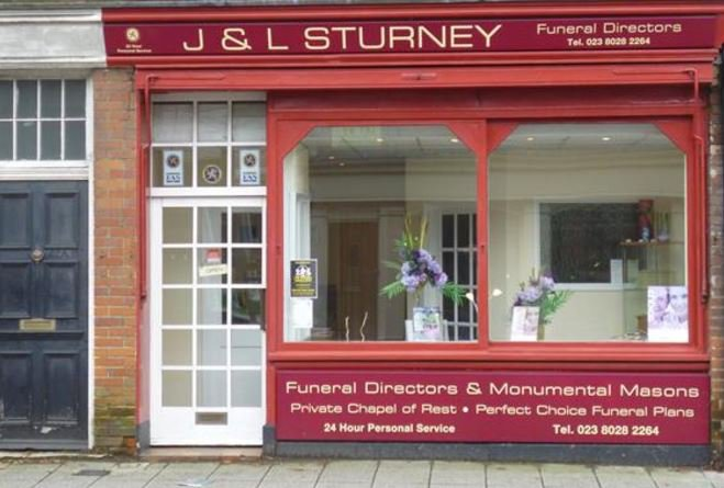 J Sturney