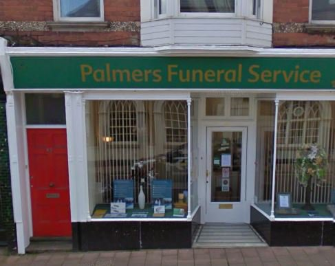 Palmers Funeralcare, Budleigh Salterton