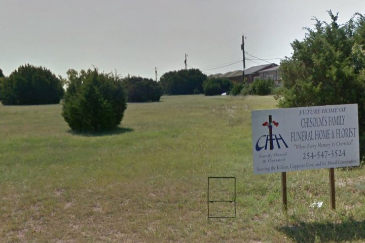 Chisolm's Family Funeral Home, Killeen