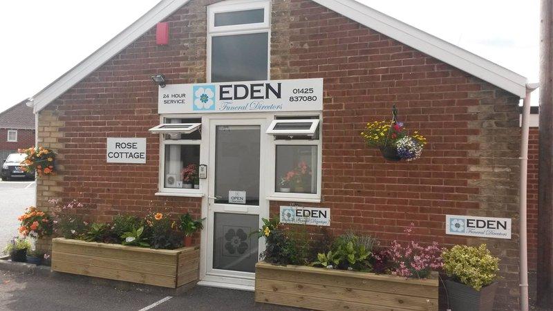 Eden Funeral Directors, Hampshire, funeral director in Hampshire