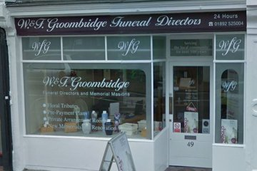 W F Groombridge Funeral Services, Tunbridge Wells
