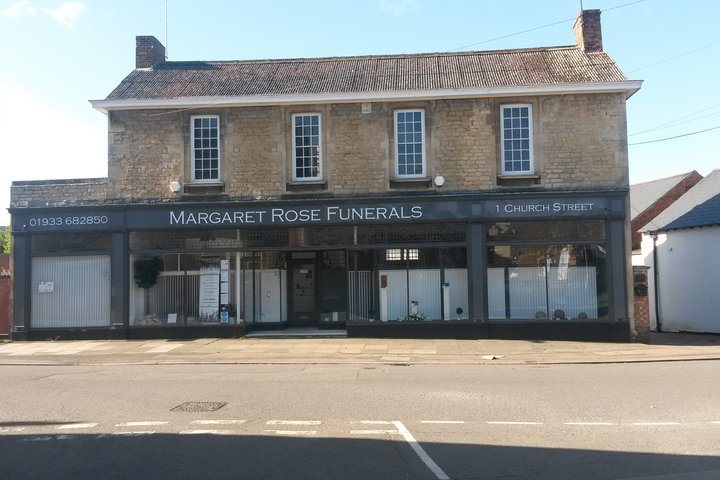 Margaret Rose Funerals, Finedon