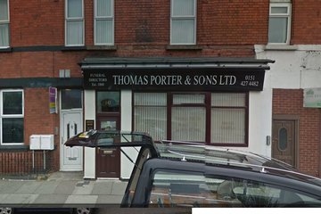 Thomas Porter & Sons Ltd, Garston