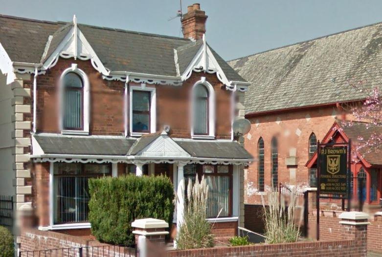 P.J Browns Belfast Ltd, Oldpark Rd