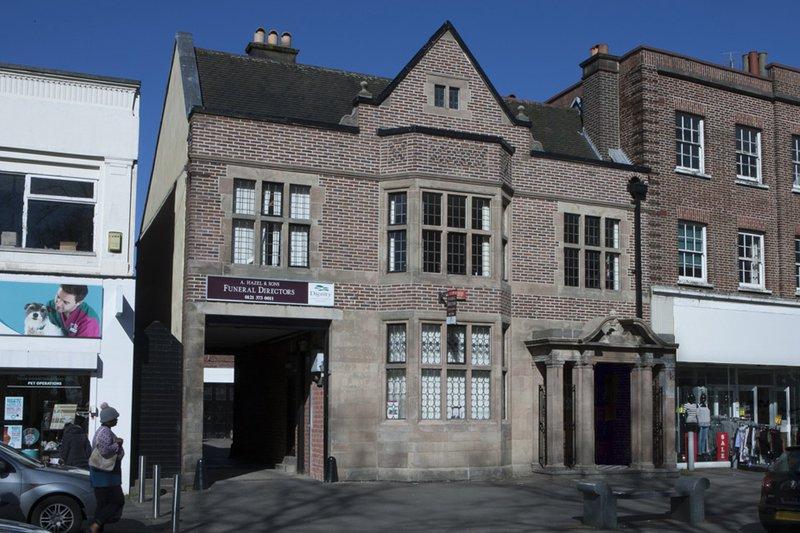 A Hazel & Sons Funeral Directors, Erdington, West Midlands, funeral director in West Midlands