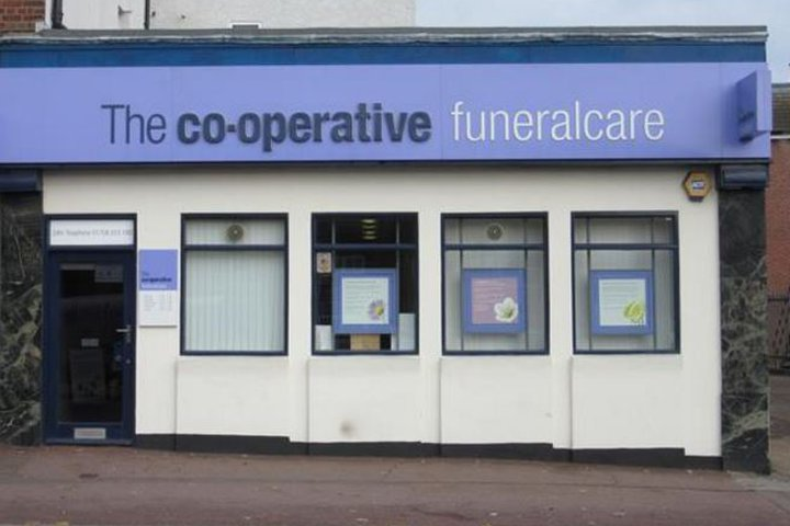 Co-op Funeralcare, Upminster