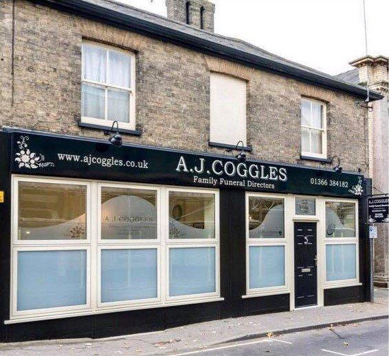 A.J Coggles, Downham Market