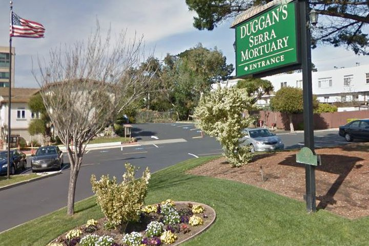Duggan's Serra Mortuary, Daly City