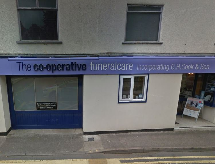 The Co-operative Funeralcare (inc. G H Cook & Son), Yeovil