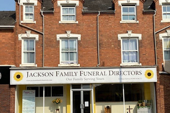 Jackson Family Funeral Directors, Worcester