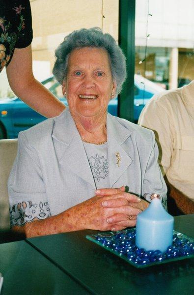 Bessie (Betty) Malpass