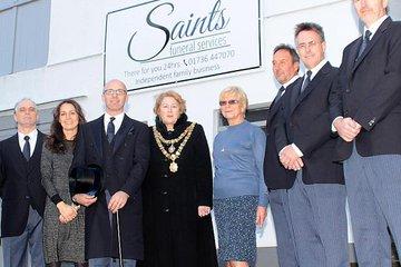 Saints Funeral Services