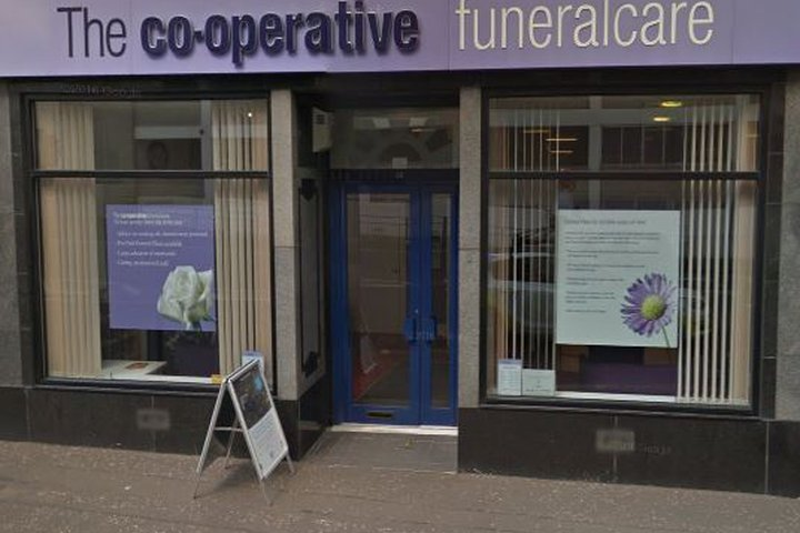 Co-op Funeralcare, Falkirk