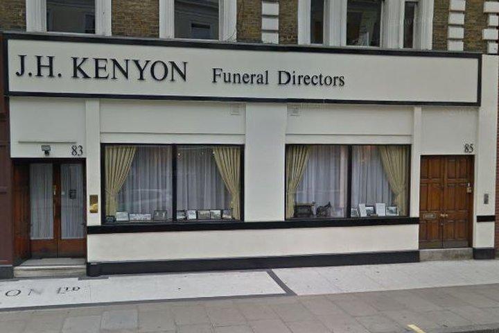 J H Kenyon / J Hemp Funeral Directors