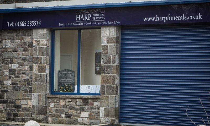 HARP Funeral Services Ltd, Court St