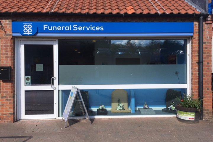Lincolnshire Co-op Caistor Funeral Arrangement Office